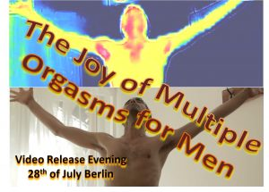 The Joy of Multiple Orgasms for Men Video Release Event