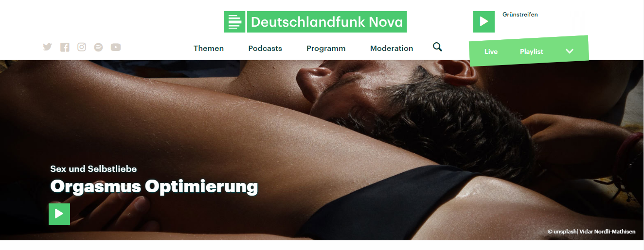 Orgasmus Optimierung Podcast